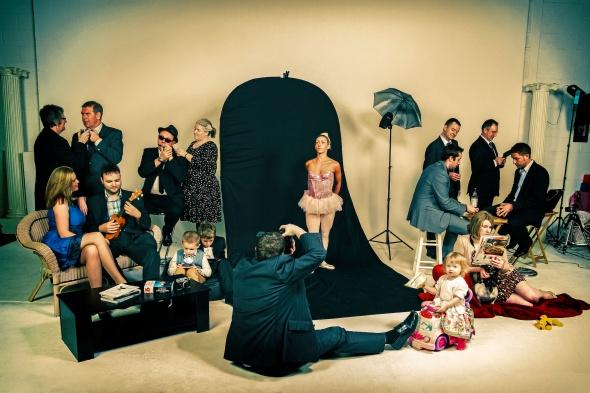 R.Sykes - The Photographer's Studio.